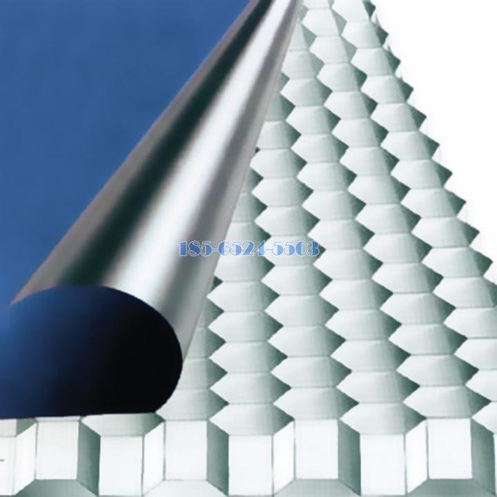 鋁蜂窩板內部結構