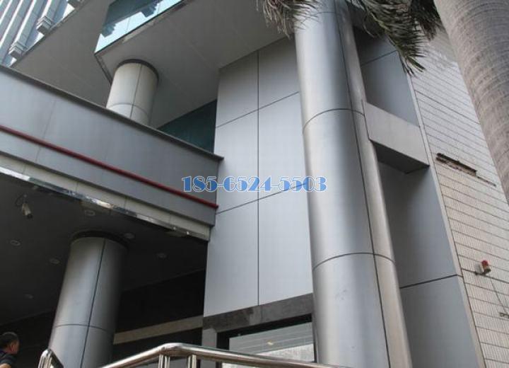 办公楼外墙铝单板