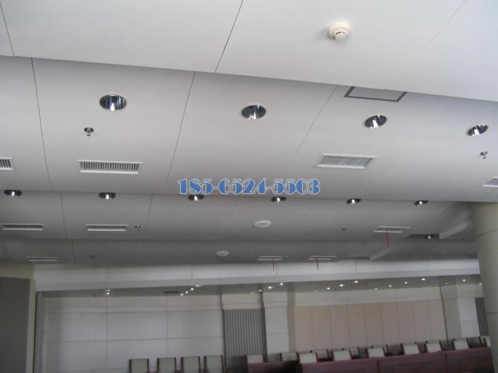波浪線吊頂鋁單板