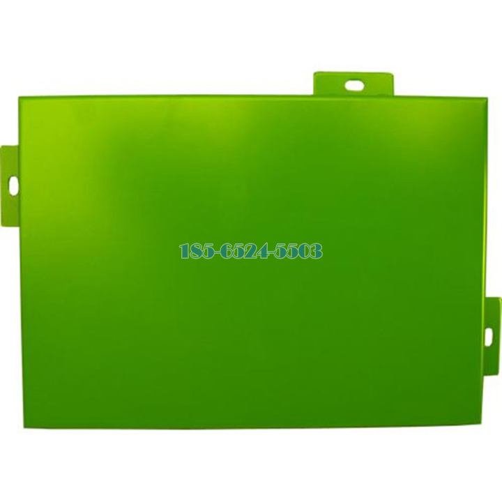 綠色鋁單板