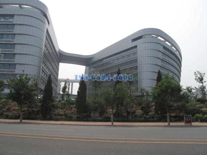 图书馆外墙铝单板