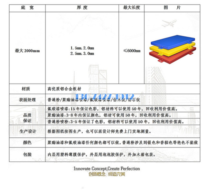 外墙铝单板氟碳油漆行业标准