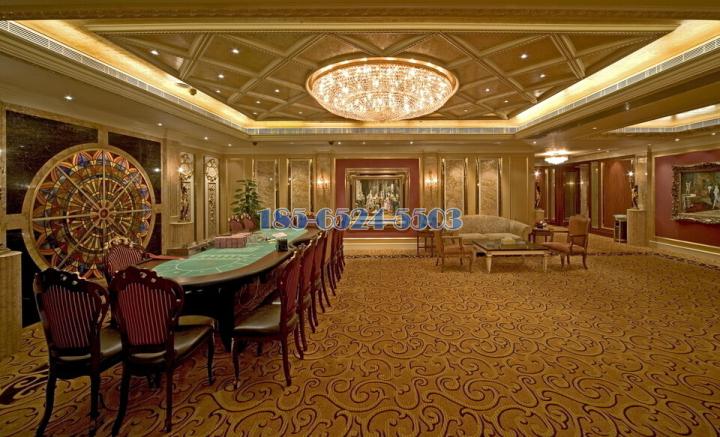 喜來登酒店VIP商務休閒區造型多級吊頂