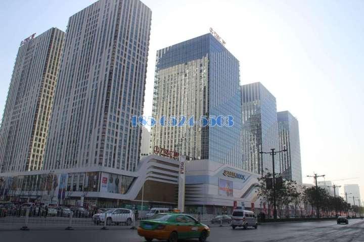 西安大明宫万达广场外墙铝单板
