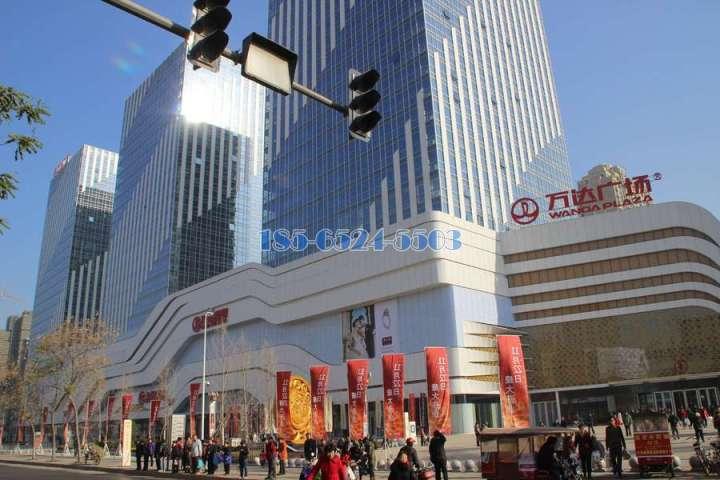 万达广场专用外墙铝单板