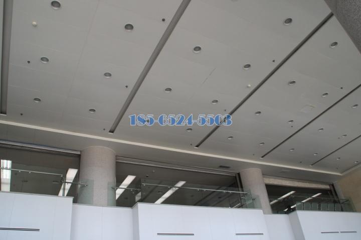 医院大堂吊顶铝单板