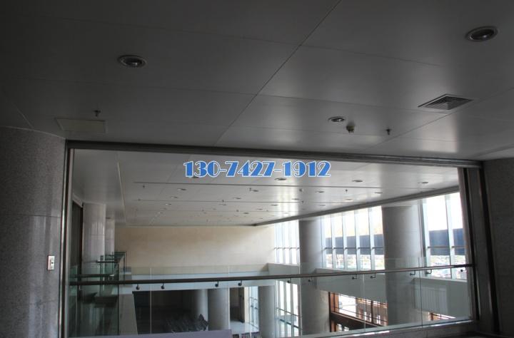 顶层铝单板吊顶