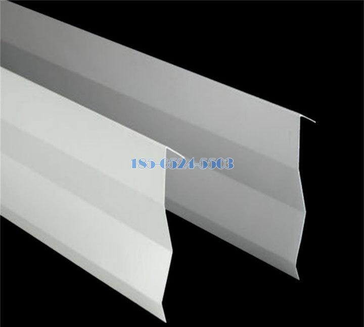 45度角白色7字型鋁挂片