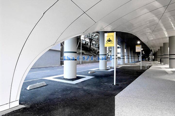 地下停車場吊頂鋁單板